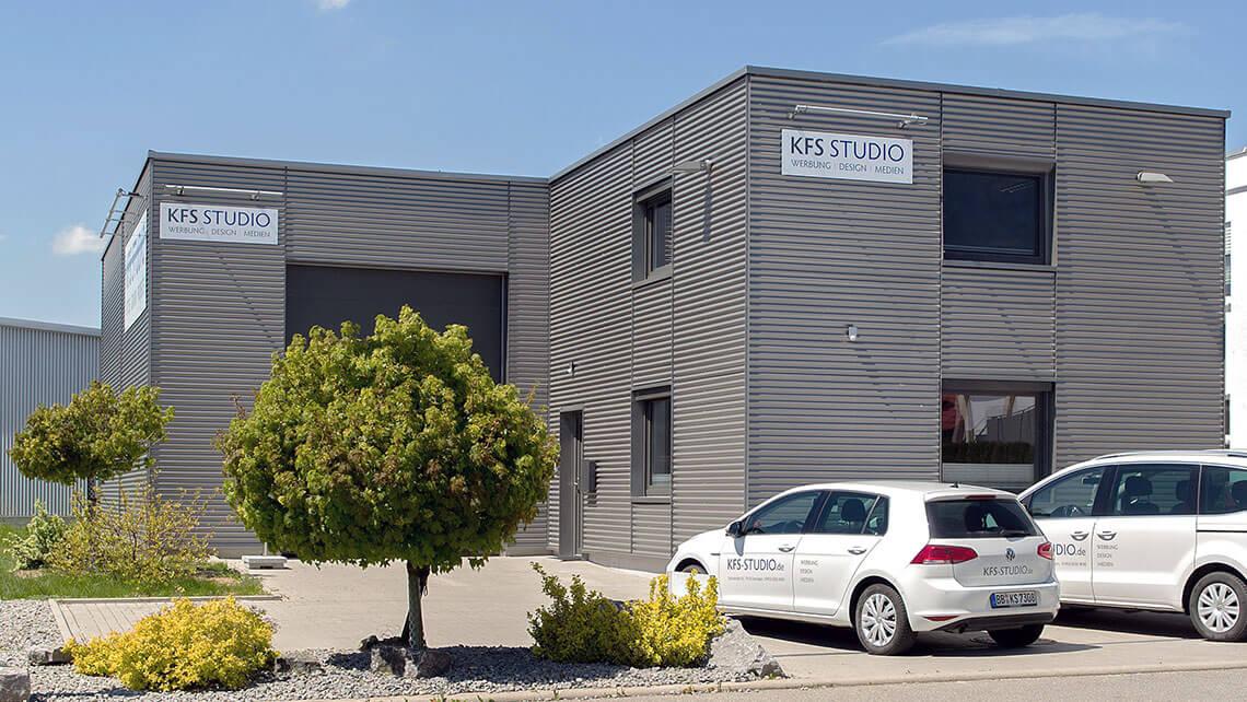KFS STUDIO Ihre Agentur für Werbung, Design und Medien. Wir vereinen Konzept und Beratung, Print- und Webdesign, Digitales Marketing, Fotografie und die Produktion von Unternehmensfilmen unter einem Dach.